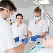 Ausbildung inPflegefachassistenz