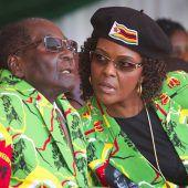 Militär reißt Macht in Simbabwe an sich