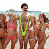 Borat will für tschechische Fans die Strafe zahlen