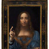 Da-Vinci-Bild für 450 Millionen Dollar versteigert
