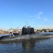 Keine Spur von verschollenem U-Boot