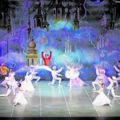Nussknacker – das Ballettmärchen