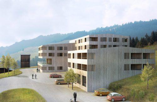 Gerhard Wendl leitet die Geschicke der steirischen Familien- und Gruppenhotelgruppe. Das Hotel in Laterns wird Jufa für mindestens 30 Jahre von der Betreibergesellschaft pachten. Jufa, VN