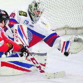 Österreich verlor erst in derOvertime gegen Norwegen