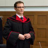 Staatsanwalt Philipp Höfle zählte seine Anhaltspunkte auf