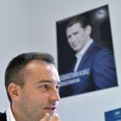 Sebastian Kurz übergibt Führung der Jungen VP an Stefan Schnöll