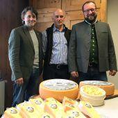 Neue Käsespezialität aus Silbertal
