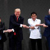 Keine Kritik an Dutertes Drogenkrieg