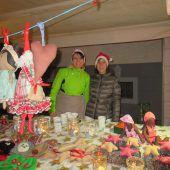 Weihnachtsstimmung in Hohenweiler