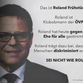 Disput um SPÖ-Bilder im Netz