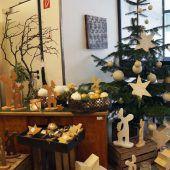 Weihnachtsstimmung im Lochauer Brockenhaus