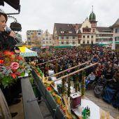 Tausende stürmten Martinimarkt
