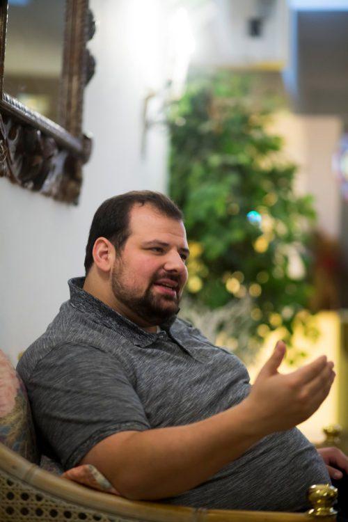 """""""Warum soll ich mir das noch antun?"""", fragt sich Ramazan Demir. VN/Paulitsch"""