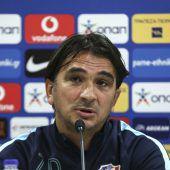 Kroatien setzt auf Trainer Dalic