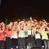 Musical zauberte Freude in den Kulturhaussaal