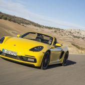 Top-Version für kleinen Porsche