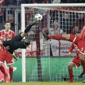 Starke Bayern senden Signal
