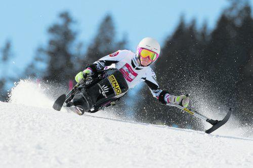 Aktuell nimmt die 29-jährige Wahl-Götznerin Heike Eder in der Slalom-Weltrangliste den fünften Platz ein und ist im Riesentorlauf auf Position neun eingestuft. gepa