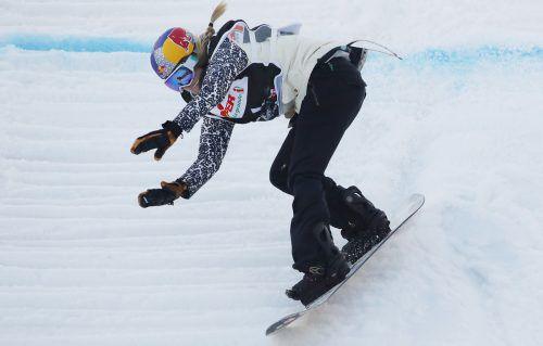 Anna Gasser will nach ihrer Verletzung im Jänner wieder voll durchstarten.gepa