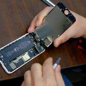 Batteriewechsel für iPhone wird billiger
