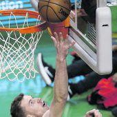 Pöltl scorte in NBA neuerlich zweistellig