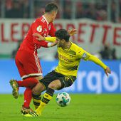 FC Bayern siegt im Pokalkracher