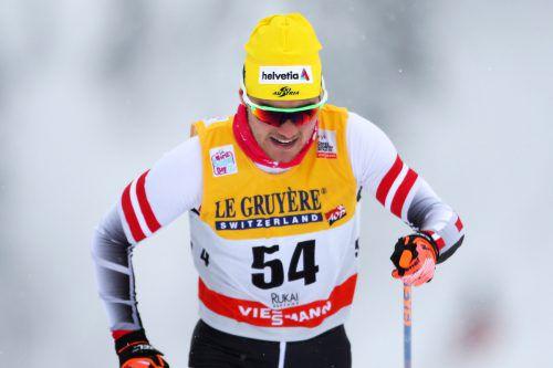 Bei Dominik Baldauf liegt der Fokus auf den beiden Sprint-Etappen. gepa