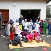 Spielsachenspende ans Hilfswerk