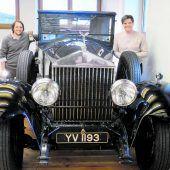 Rolls-Royce-Museum auf neuen Wegen
