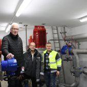 Feldkirch nutzt Saminawasser jetzt auch für Stromerzeugung