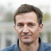 Christian Futscher liest aus seinem neuen Buch