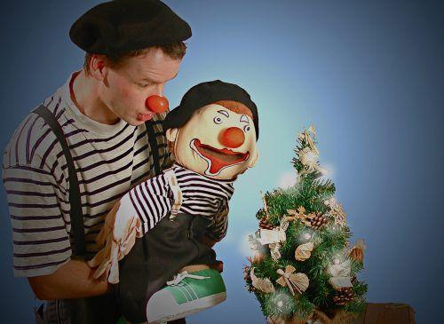 Clown Dido & Didolino begeistern mit ihrem Programm Kinder und Erwachsene. CLOWN DIDO