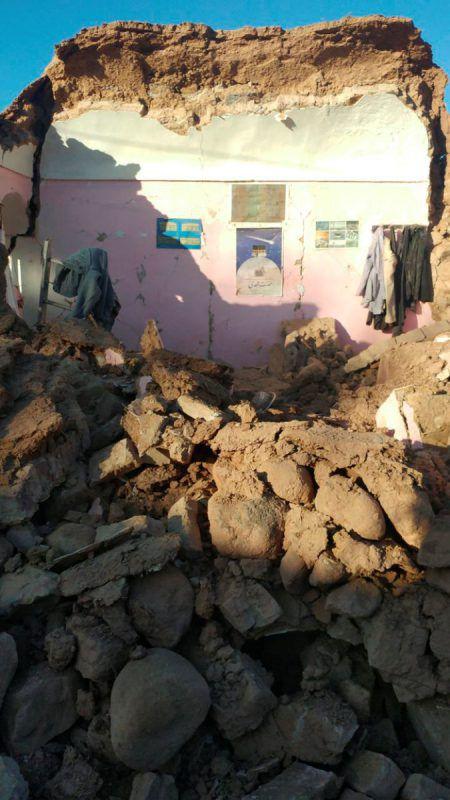 Das Beben hatte eine Stärke von 6,2. Rund 50 Menschen wurden verletzt. Reuters