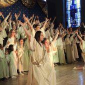 Eine himmlische Aufregung Kisi-Musical in Dornbirn