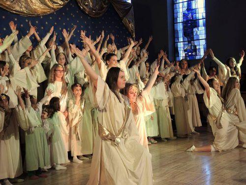 Das KISI-Musical ist für die ganze Familie eine schöne Einstimmung auf das Weihnachtsfest.KISI
