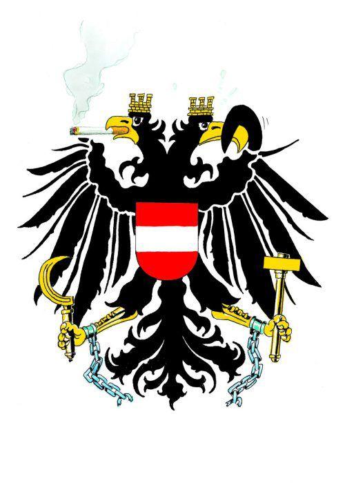 Das österreichische Rauchergesetz, neu interpretiert!*