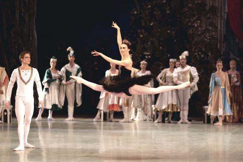 Das Staatsballett des Bolschoi Staatstheaters Belarus in Minsk gehört zu den renommiertesten der ehemaligen Sowjetunion. RBI KONZERTE GMBH