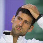 Djokovic-Absage nur Stunden vor Comeback