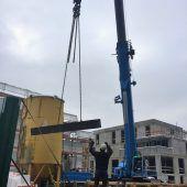 Werdenbergpark-Bau geht ins Finale