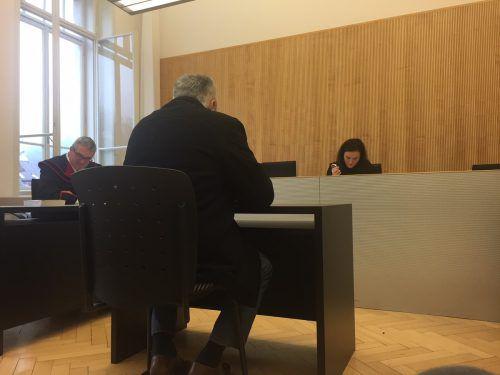 Der Pensionist bekannte sich von Beginn an nicht schuldig. VN-GS