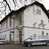 Rankweils Polizeiposten wird aufgemöbelt