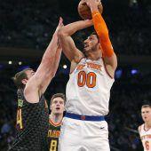 NBA-Star Kanter drohen vier Jahre Haft