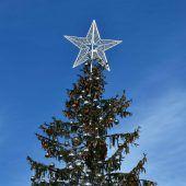 Weihnachtsbaum in Rom wird zum Gespött
