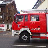 Altach schafft zwei Feuerwehrautos an