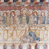 Die Martinskapelle und ihre Fresken