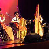 Hoameliges und Jazziges auf der Kulturbühne