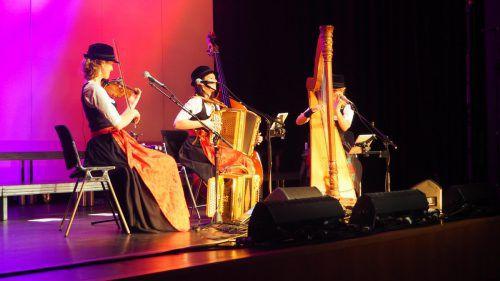 Die Hoameligen boten gekonnt gespielte und authentische Volksmusik. Egle
