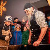 Chrischtkendlimarkt lockt am Wochenende nach Lustenau