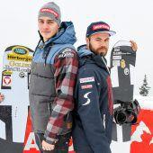 Wetterkapriolen machen Snowboardern zu schaffen