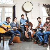Bluegrass- und Americana im Hohenemser Löwensaal